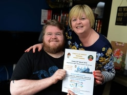 Market Drayton woman's fundraiser for brother
