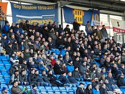 Safe standing: Rail seating to be open to all Shrewsbury Town fans on game-by-game basis
