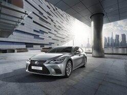Lexus updates flagship LS