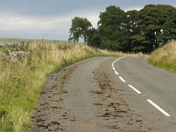 Shocking state of the region's rural roads