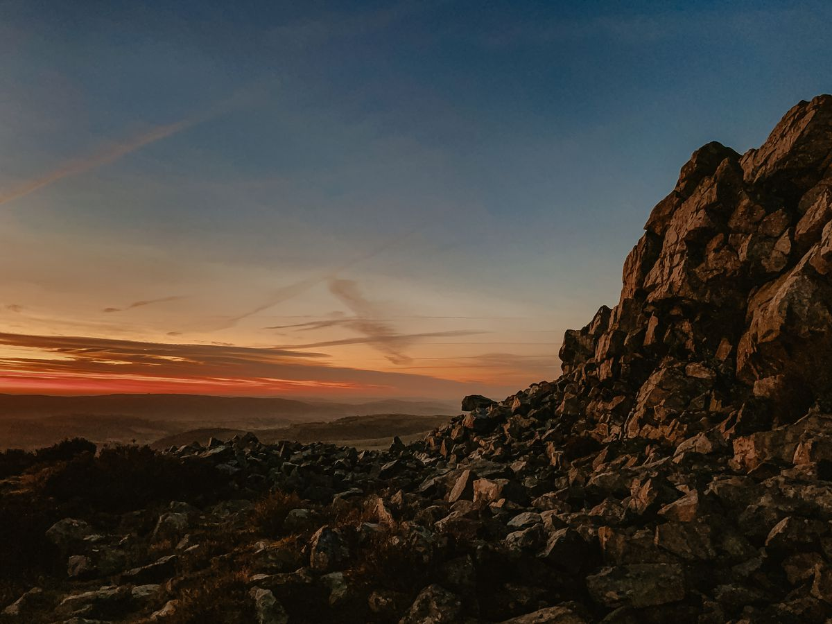 A view from the Stiperstones, one of the most picturesque landscapes in the county, and now Shropshire Wildlife Trust is trying to raise money to buy a section of the National Nature Reserve.