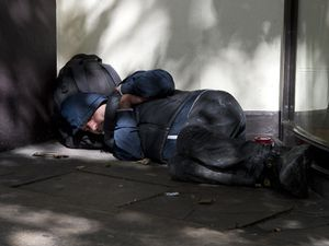 Dozens arrested by West Mercia police for begging and sleeping rough