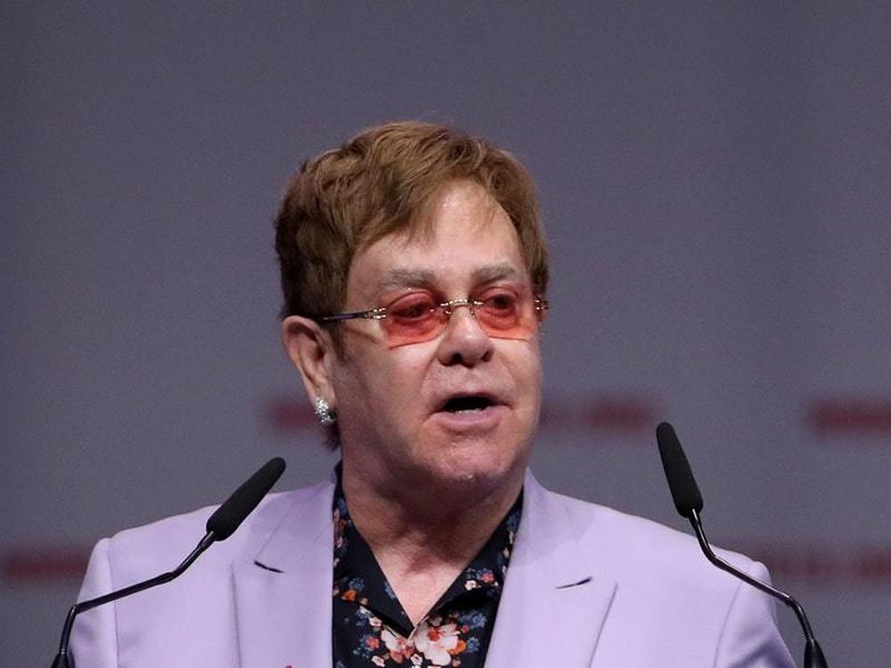 Elton John enlists help of A-list friends for live coronavirus relief concert