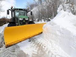 Budget and 'Beast from the East' hinder Shropshire highways work