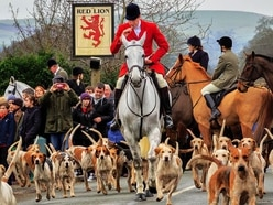 South Shropshire Hunt to continue despite controversies