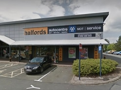 Halfords' Telford store reopens as 'retail lite' operation