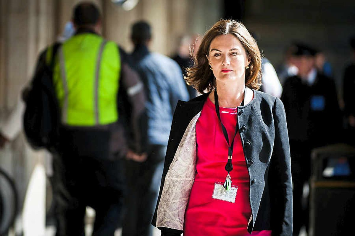 Profile: Telford's new MP Lucy Allan bags her seat in the new Parliament