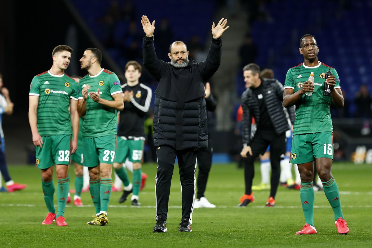 Nuno's men have been fined £9,000 by Uefa