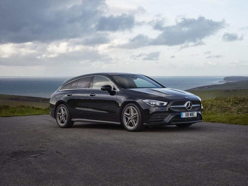 UK Drive: The Mercedes-Benz CLA Shooting Brake is the most stylish way to be practical