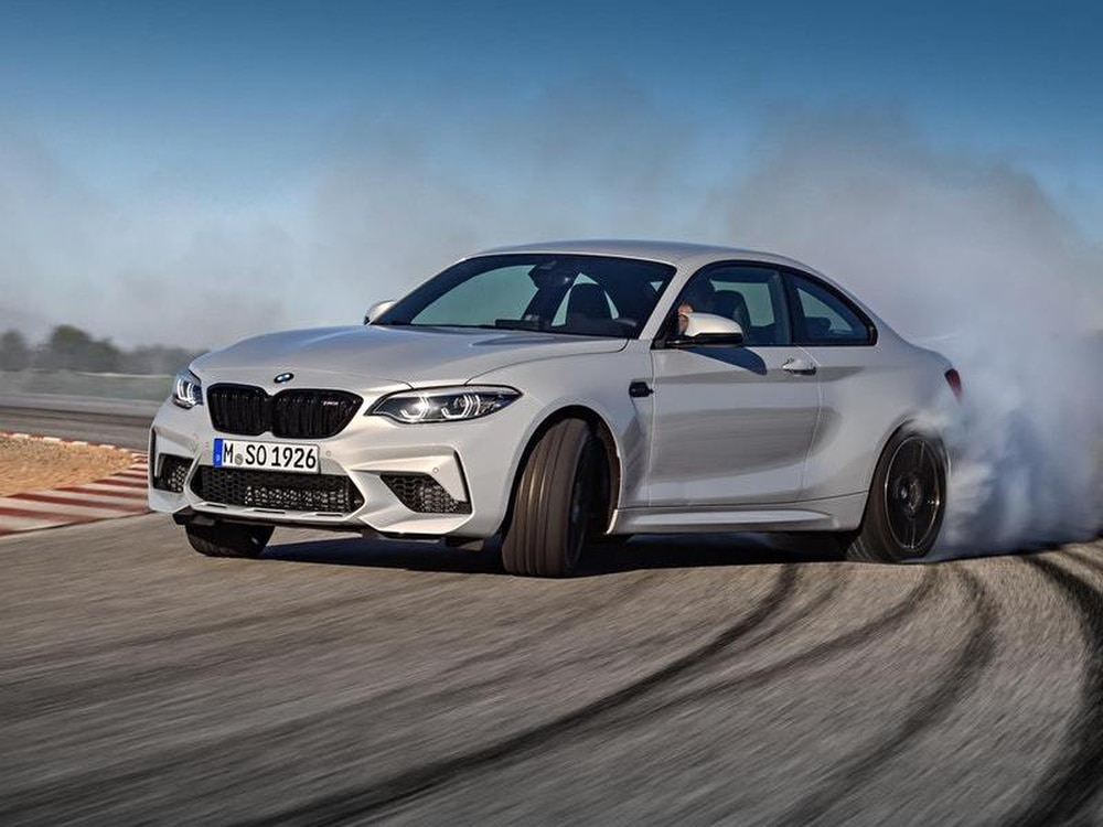 404bhp BMW M2 Competition breaks cover