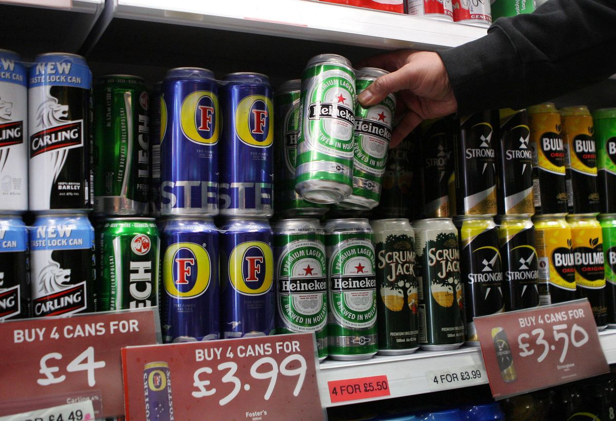 Since lockdown, people have been skimping on deodorant and downing mass-produced lager