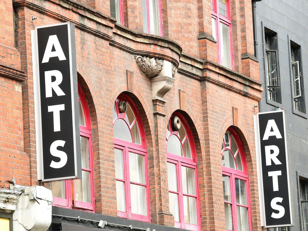 The Arts Theatre in London