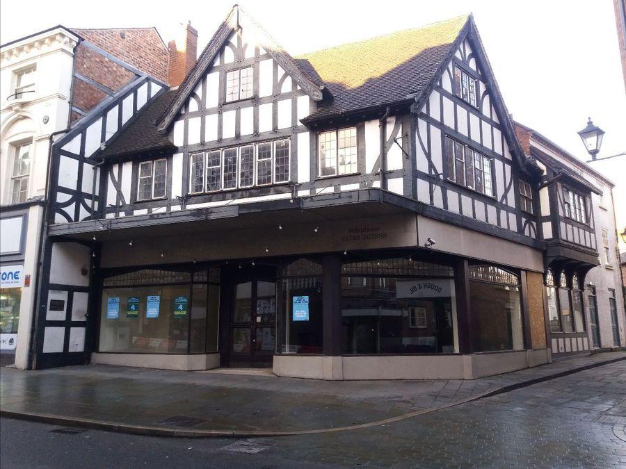 16/17 Castle Street in Shrewsbury