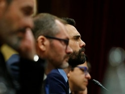 Catalonia's parliament suspends vote on jailed candidate