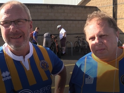 'We need to break a lot quicker' - Shrewsbury fans left frustrated after another home 0-0 draw - WATCH