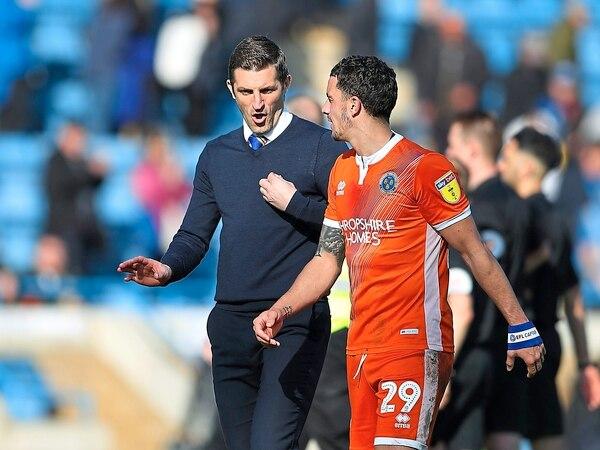 Bernard McNally: Sam Ricketts will learn lots from his first Shrewsbury season