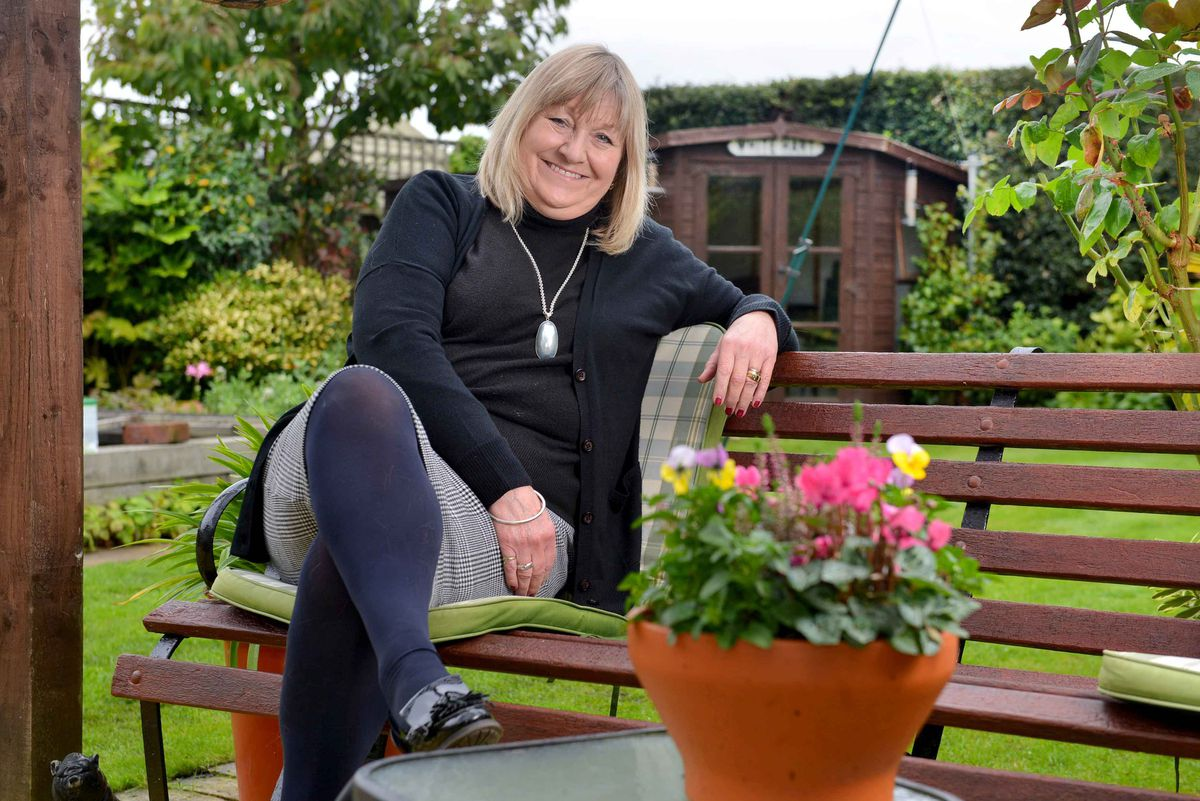 Ann Hartley tells of her battle with Long Covid