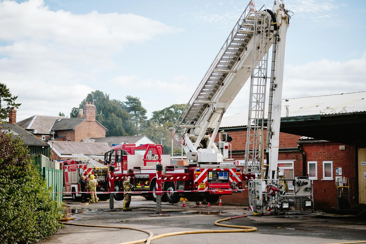 Investigations have confirmed the fire was started deliberately