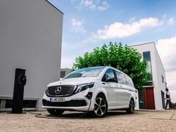 Mercedes-Benz reveals all-electric EQV MPV