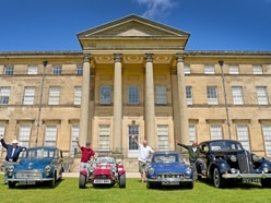 Classic cars heading to Attingham this summer