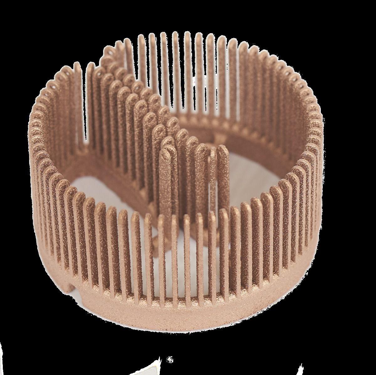 Copper alloy heat exchanger