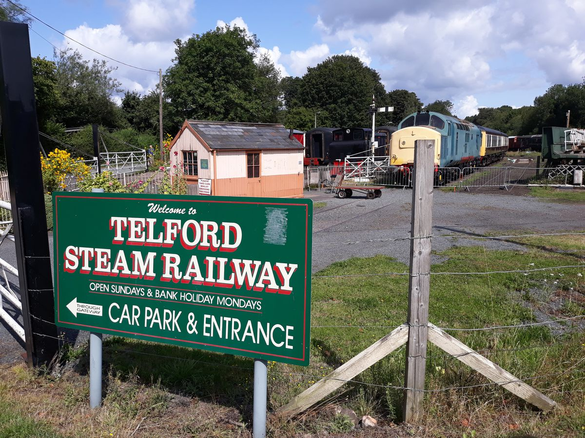 Telford Steam Railway