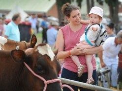 Thousands flock to The Oswestry Show - with pictures and video