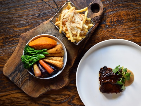 Food review: Henry Tudor House is firing on all cylinders