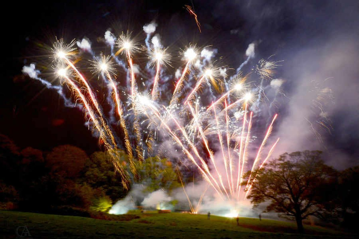Final touches made to Shropshire fireworks displays