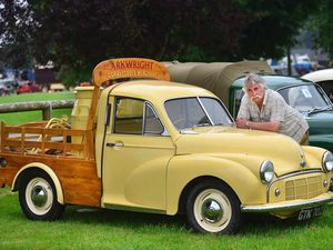 In pictures: Hundreds turn out for Annual Vintage Show in Shrewsbury