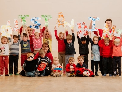Outstanding Ofsted report for Shropshire pre-school