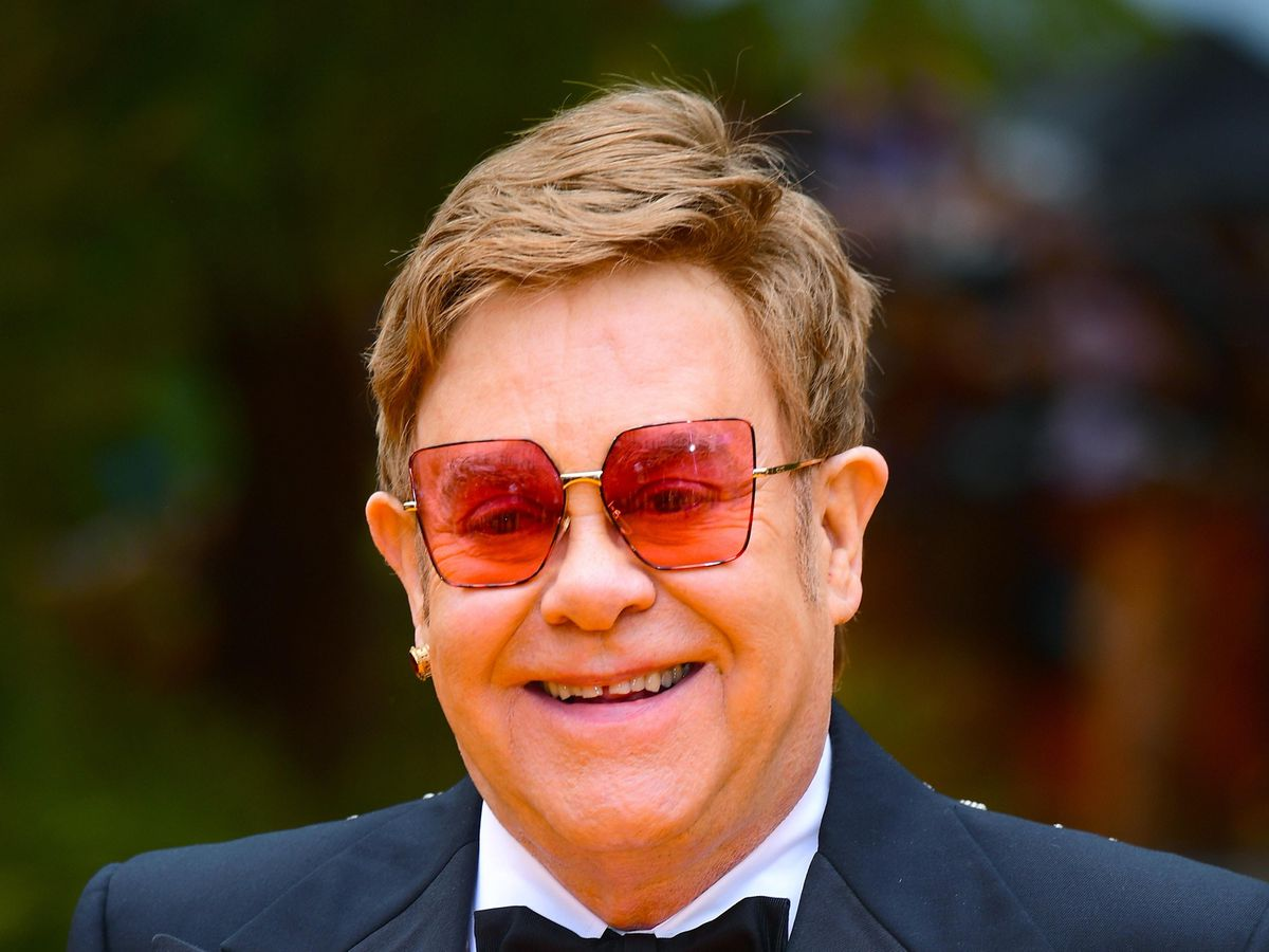 Sir Elton John has backed a campaign to screen everyone who takes a blood test for HIV
