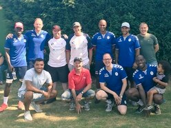Premier League star shows up at AFC Telford event