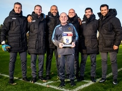 Wolves boss Nuno wins manager of the month award
