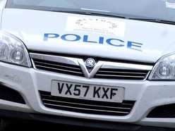 Police pursuit across Shropshire and mid Wales after burglars flee store