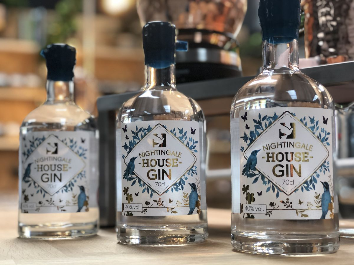 The new gin