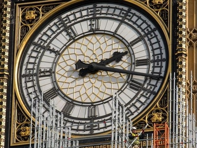 Ding dong! Big Ben chimes to provide Christmas cheer