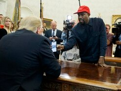 Kanye West mocked for revealing phone's passcode live on international TV