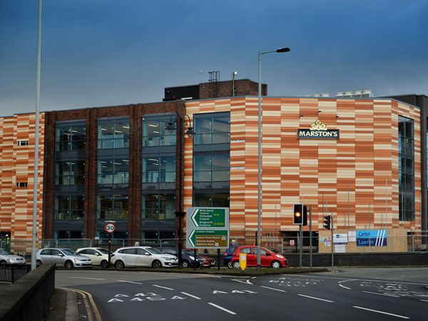 The Marston's headquarters in Wolverhampton