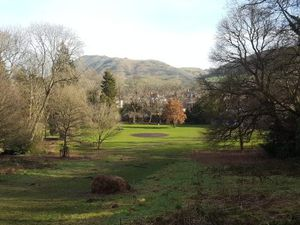 Rectory Wood and Field in Church Stretton