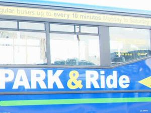 Council rejects Shrewsbury park and ride criticisms