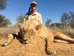 The Shropshire man behind callous African hunting firm