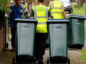 New recycling wheelie bins are coming to Shropshire