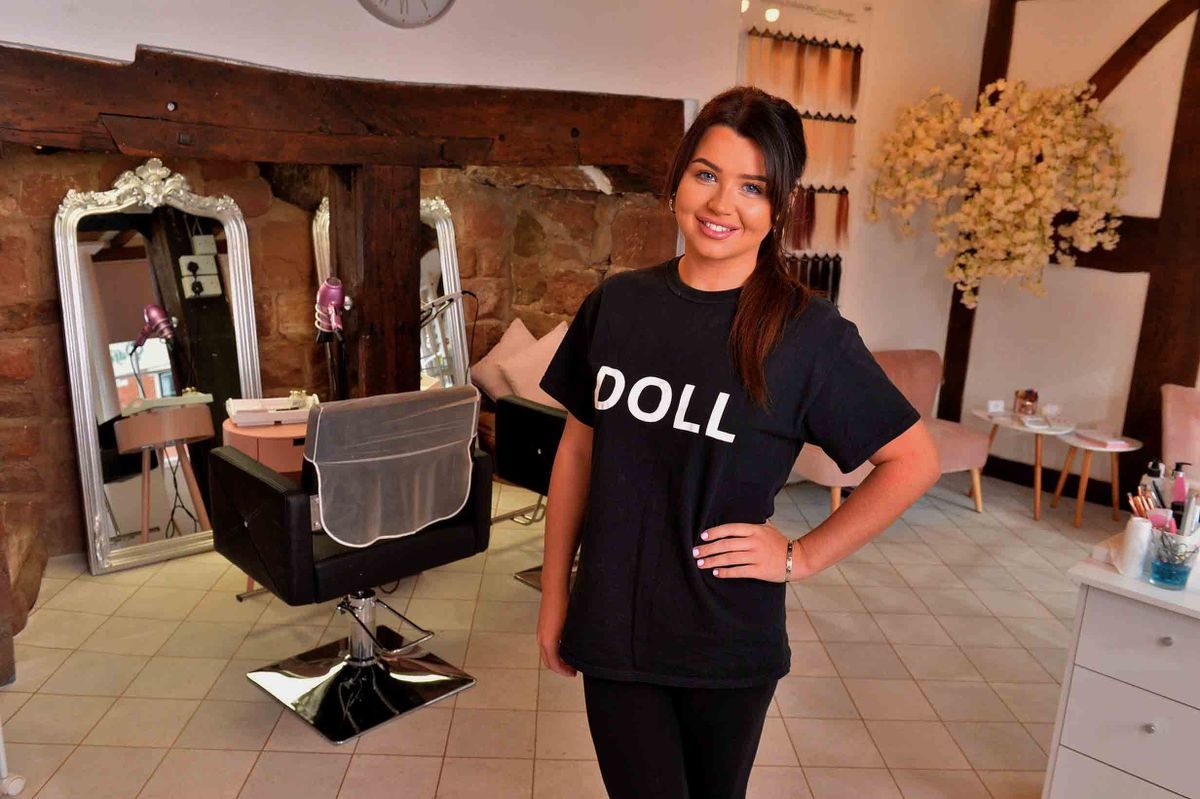 Leah Sullivan from The Doll House