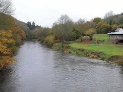 Microplastics polluting the River Severn