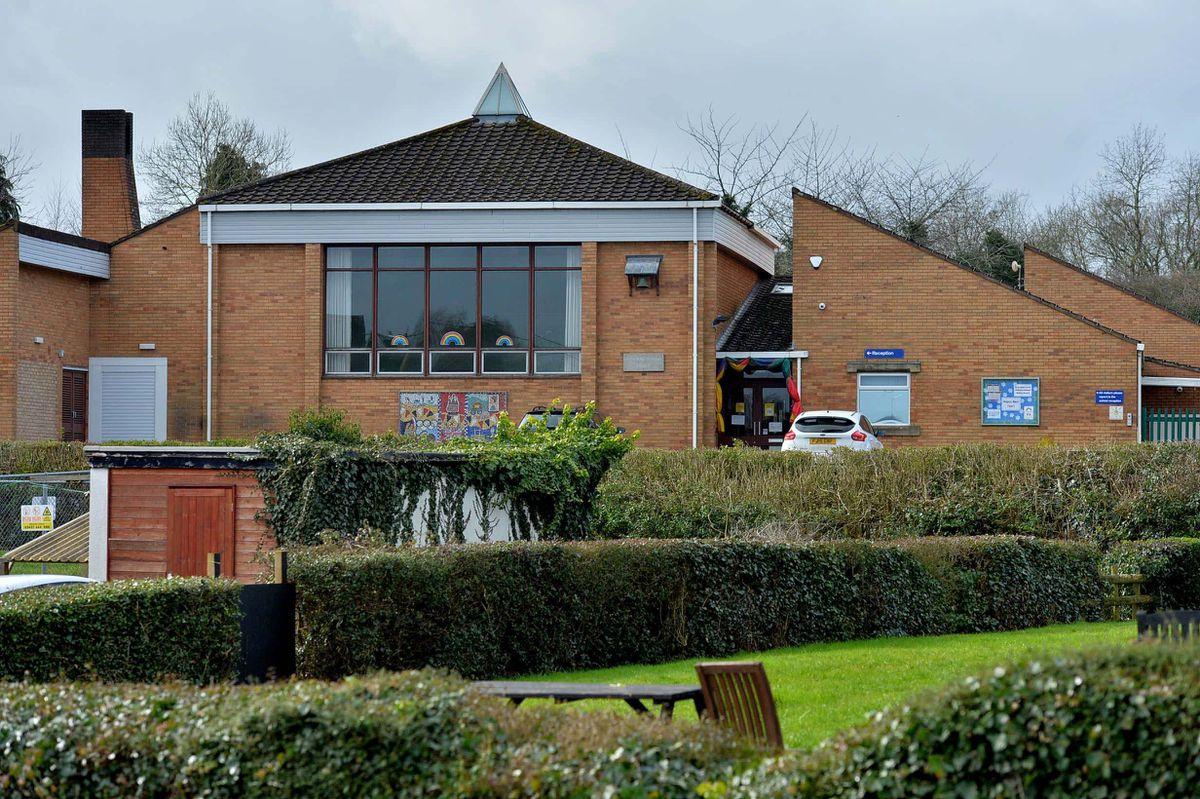 Bryn Offa C of E School in Pant (England)