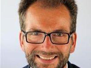Leader of the Powys Liberal Democrat- Green group, Cllr James Gibson-Watt (Glasbury)