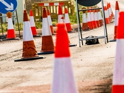 Main route into Shrewsbury hit by 11 days of roadworks