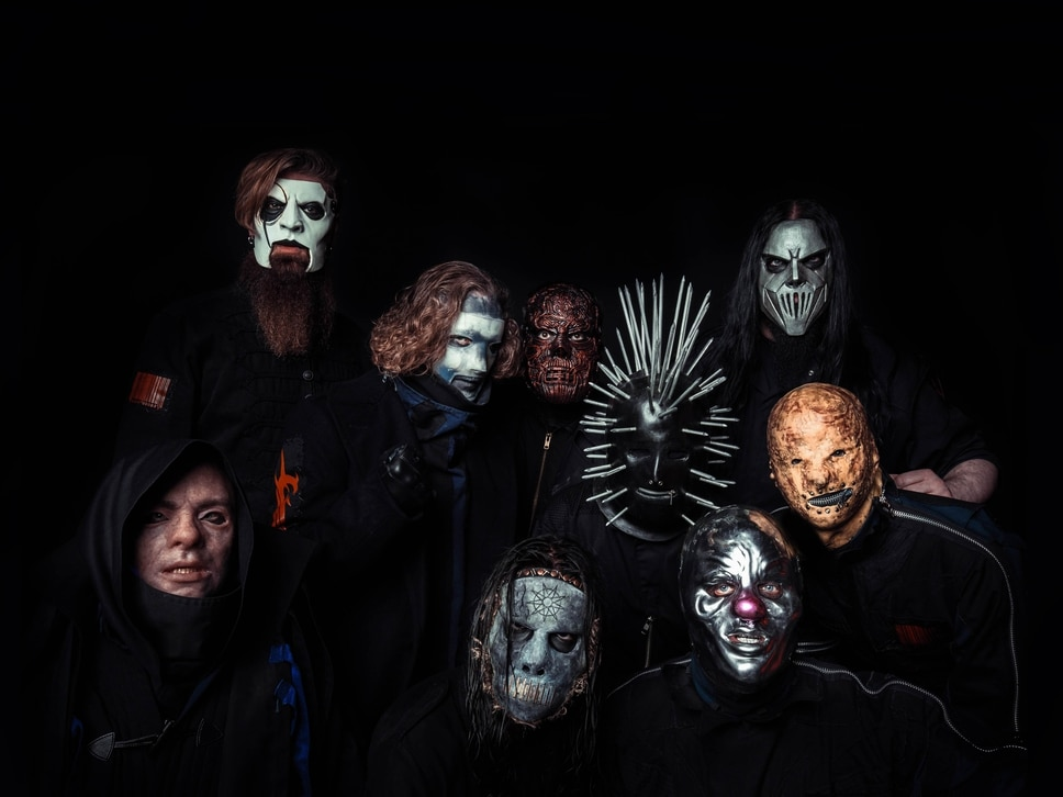 Slipknot reveal Birmingham date and venue for upcoming UK and European tour