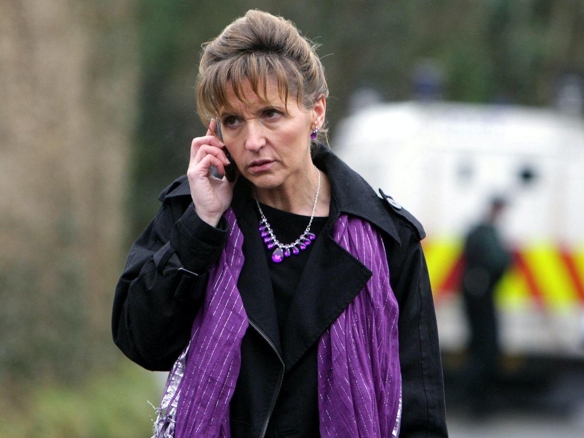 Sinn Fein's Martina Anderson